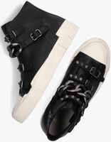Zwarte ASH Hoge sneaker GALAXY  - medium