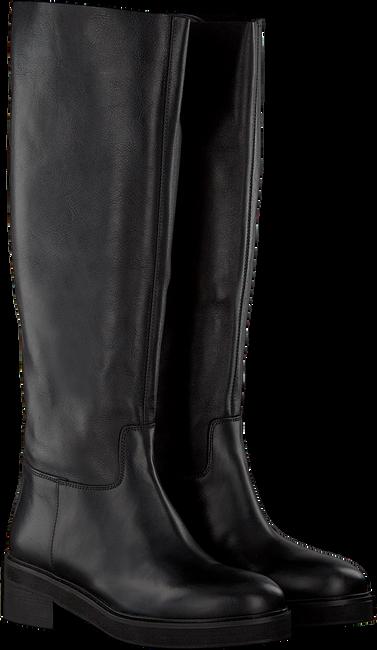 Zwarte SHABBIES Hoge laarzen 191020047  - large