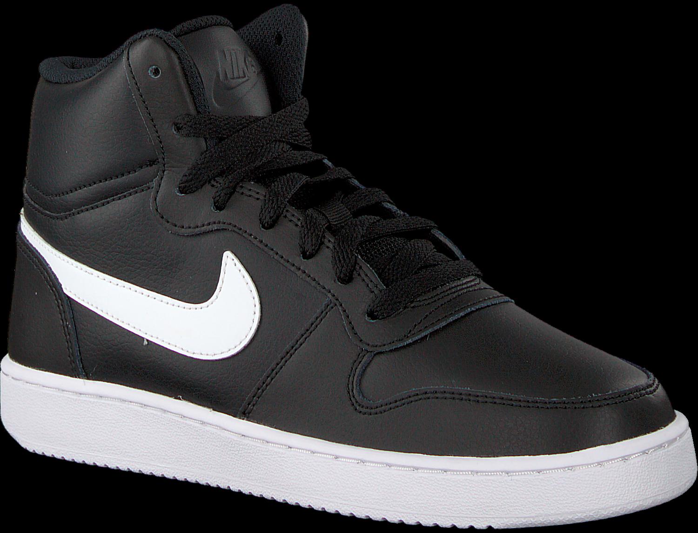 cd076395c21 Zwarte NIKE Sneakers EBERNON MID WMNS - large. Next