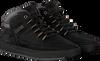 Zwarte TIMBERLAND Sneakers DAVIS SQUARE HIKER  - small