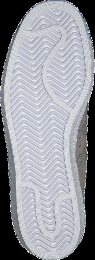 Grijze ADIDAS Sneakers SUPERSTAR 80S DAMES  - larger