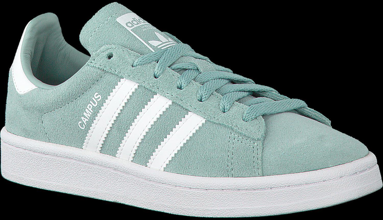 Groene ADIDAS Sneakers CAMPUS J | Omoda