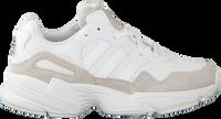 Witte ADIDAS Sneakers YUNG-96 C  - medium