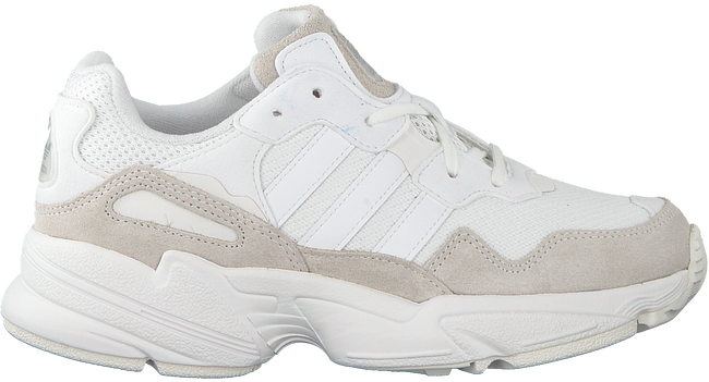 Witte ADIDAS Sneakers YUNG-96 C  - large