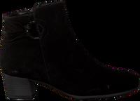 Zwarte GABOR Enkellaarsjes 842.2 - medium
