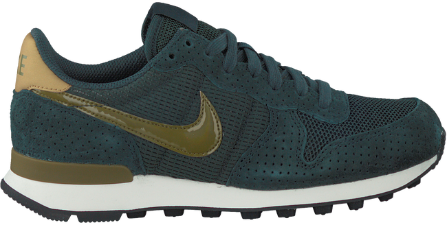 Groene NIKE Sneakers INTERNATIONALIST WMNS  - large