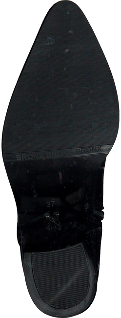 Zwarte BRONX Cowboylaarzen NEW AMERICANA LOW - large
