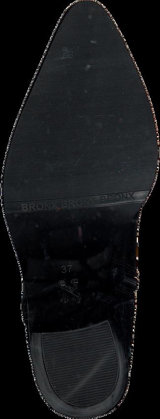 Zwarte BRONX Cowboylaarzen NEW AMERICANA LOW - larger
