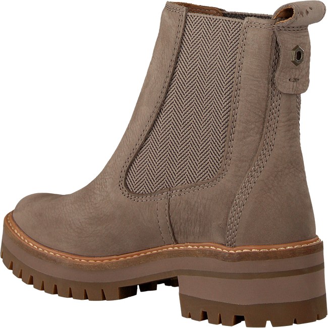 Taupe TIMBERLAND Chelsea boots COURMAYEUR VALLEY CH - large