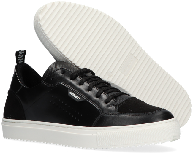 Zwarte ANTONY MORATO Lage sneakers MMFW01336  - large