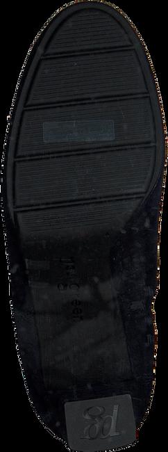 Blauwe PAUL GREEN Enkellaarsjes 9177  - large