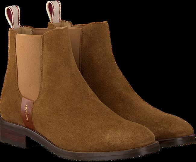 Cognac GANT Chelsea boots FAY CHELSEA  - large