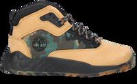 Bruine TIMBERLAND Hoge sneaker SOLAR WAVE MID  - medium