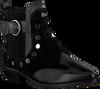 Zwarte BRONX Chelsea Boot 47086 - small