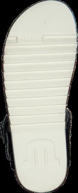 Zwarte MARUTI Slippers BERBER - large