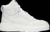 Witte RED-RAG Hoge sneaker 76398  - medium