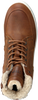 Cognac HIP Veterboots H2737 - small