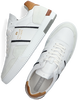 Witte CYCLEUR DE LUXE Lage sneakers AURONZO  - small