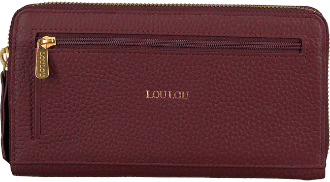 Rode BY LOULOU Portemonnee SLB110G - large