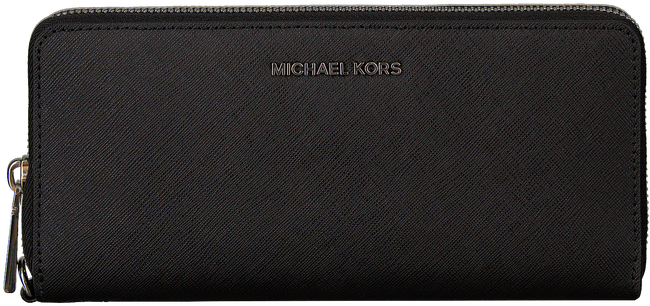 Zwarte MICHAEL KORS Portemonnee TRAVEL CONTINENTAL - large