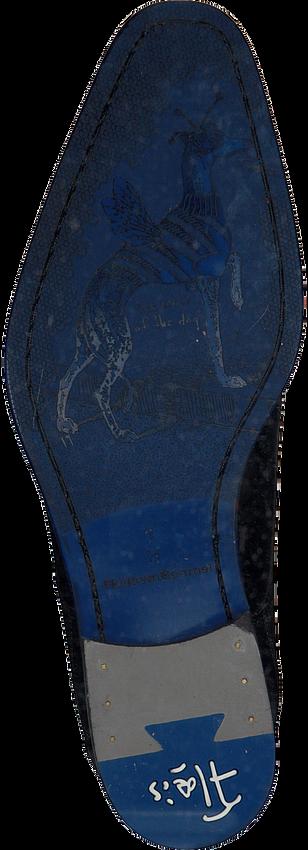 Zwarte FLORIS VAN BOMMEL Nette schoenen 18133  - larger