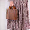 Bruine BECKSONDERGAARD Handtas WILLET BAG  - small