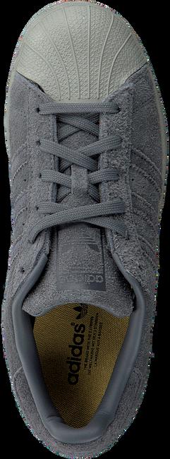 Grijze ADIDAS Sneakers SUPERSTAR J  - large