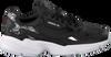 Zwarte ADIDAS Lage sneakers FALCON W  - small