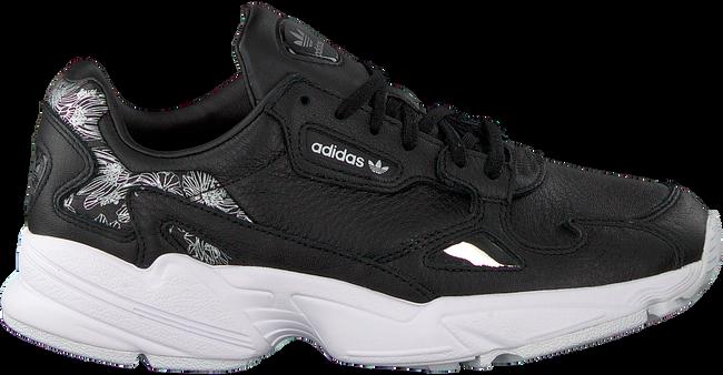 Zwarte ADIDAS Lage sneakers FALCON W  - large