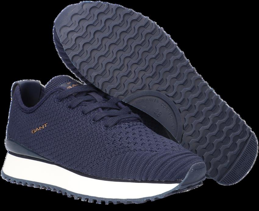 Blauwe GANT Sneakers BEVINDA  - larger