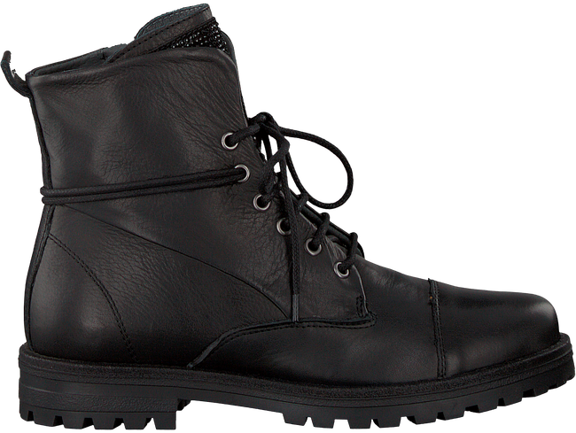 Zwarte SIMONE MATHIEU Veterboots 3339 hcprPpy5