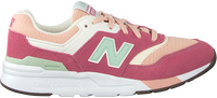 Roze NEW BALANCE Lage sneakers PR997/GR997  - medium