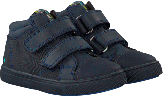 Blauwe BUNNIES JR Sneakers LEX DOUW - large