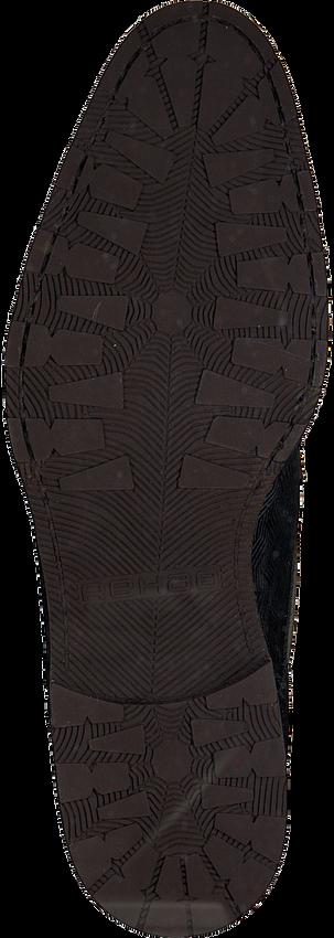 Grijze REHAB Nette schoenen LENNON KRIS KROS  - larger