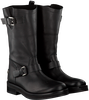 Zwarte SHABBIES Biker boots 181020088  - small