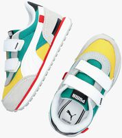 Gele PUMA Lage sneakers FUTURE RIDER PLAY ON INF  - medium
