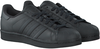 Zwarte ADIDAS Sneakers SUPERSTAR HEREN  - small