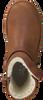 Cognac GIGA Lange laarzen 7925  - small