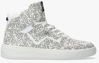Zwarte FLORIS VAN BOMMEL Hoge sneaker 85329  - medium