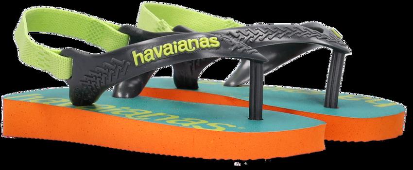 Groene HAVAIANAS Teenslippers HAV. BABY  - larger