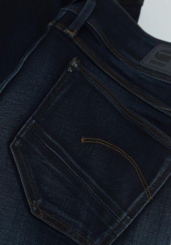 Donkerblauwe G-STAR RAW Skinny jeans 6131 - SLANDER BLUE R SUPERSTR  - larger