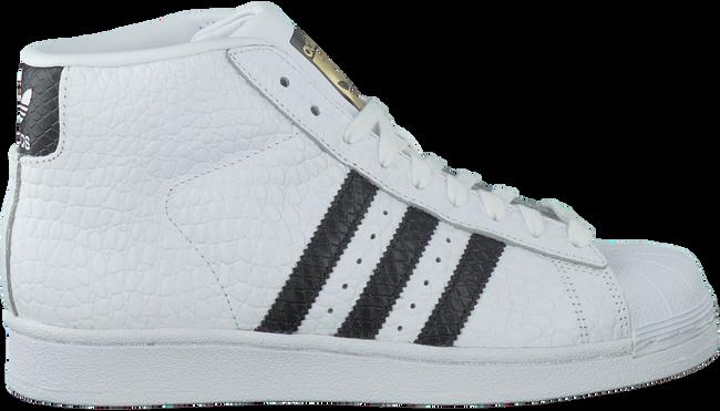 Witte ADIDAS Sneakers PRO MODEL DAMES