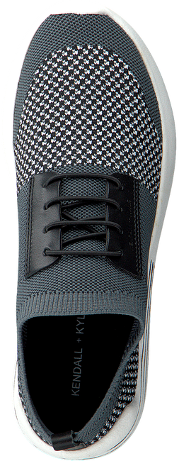 Grijze KENDALL & KYLIE Sneakers KK BRANDY  - large