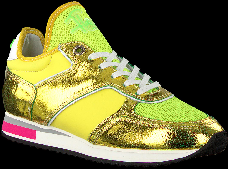 ac3ed5538b9 Gele FLORIS VAN BOMMEL Sneakers 85261. FLORIS VAN BOMMEL. Previous