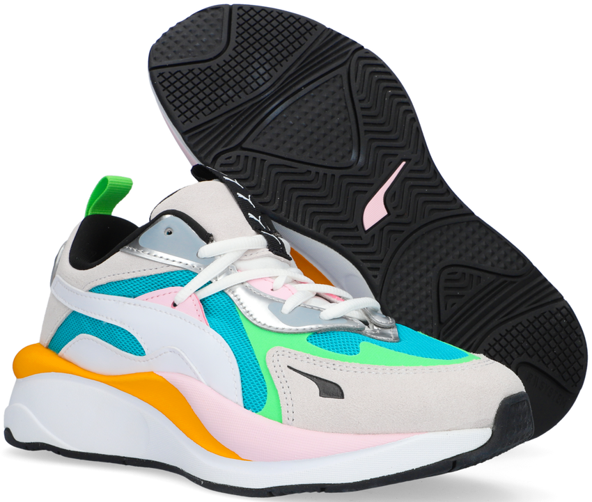 Multi PUMA Lage sneakers RS CURVE AURA WN'S  - larger