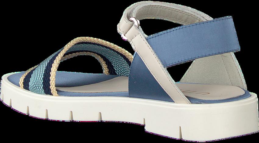 Blauwe UNISA Sandalen NETTA  - larger