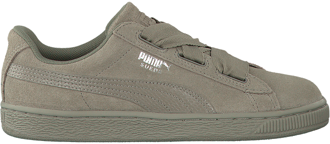 PUMA SNEAKERS SUEDE HEART SNK JR - large