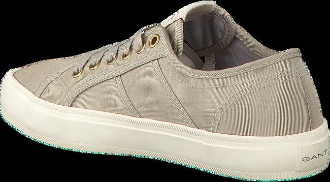 Grijze GANT Sneakers ZOE  - large