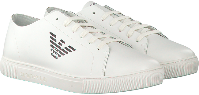 Witte EMPORIO ARMANI Sneakers X4C471  - large