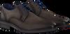 Grijze BRAEND Nette schoenen 15545  - small